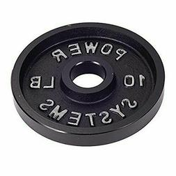 Power Systems Olympic Plate Precision Cast Accurate Weight P