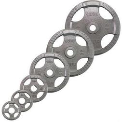 Body Solid 500 lbs Cast Grip Olympic Set