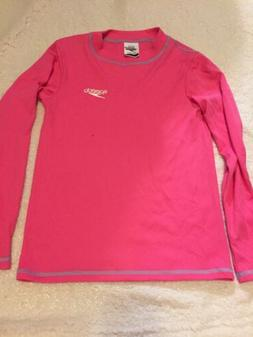 Speedo Pink Light Weight Swim Top Size XS New