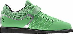 adidas Powerlift 2.0 Mens Weightlifting Shoes Green Bodybuil