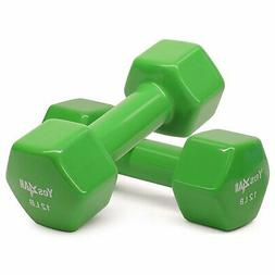 Yes4All PVC Dumbbells, dumbbell weight sets for full body wo