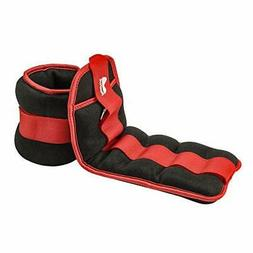REEHUT Durable Ankle/Wrist Weights  with Adjustable Strap fo