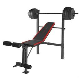 strength standard combo bench with 100 lb