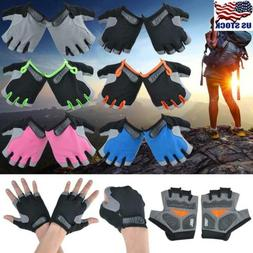 Training Fitness Gloves Sports Weight Lifting Workout Exerci