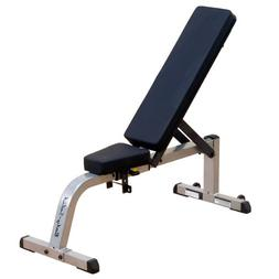 Upholstered Flat Incline Bench