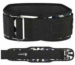 weight lifting belt for crossfit 5 inch