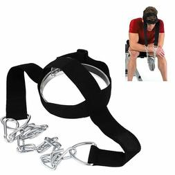 Weight Lifting Head Harness For Mens Womens Gym Fitness Head