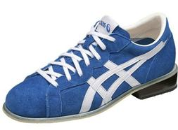 ASICS Weight Lifting Shoes 727 Blue White Leather US6-10 F/S