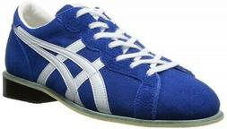 weight lifting shoes 727 blue white leather