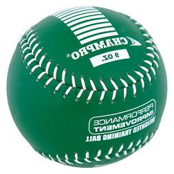 Champro Weighted Training Fastpitch Softball - 9 oz