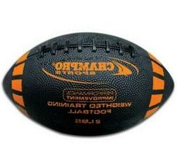 Champro Weighted Training Football Intermediate Size 2 lbs.