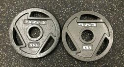 weights olympic grip plate