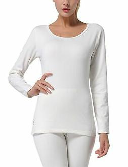 BALEAF Women's Heavy Weight Thermal Shirt Tops Compression B