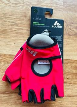 Adidas Womens Essential Gloves Weightlifting Exercise Fitnes